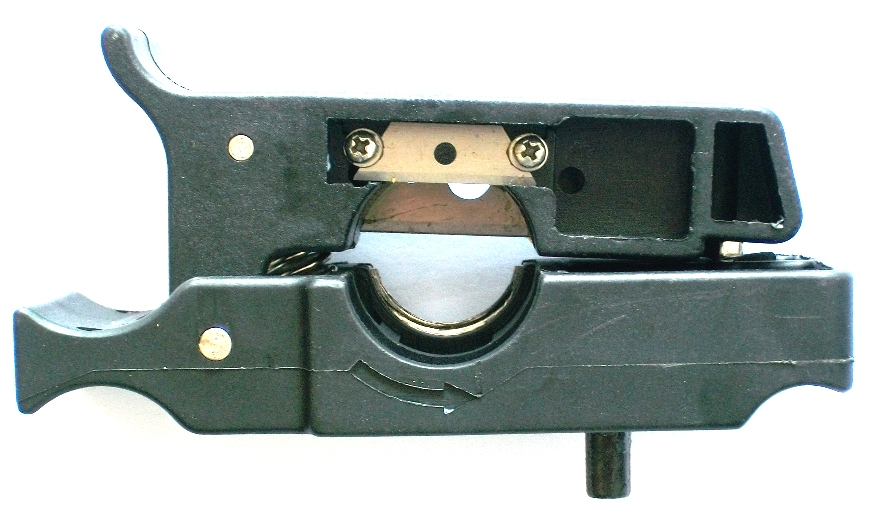 """Cable Preparation tool for 7/8"""" coaxial cable"""