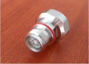 Low PIM RF Adapater Connector 4.3/10 Female to 7/16 DIN Male