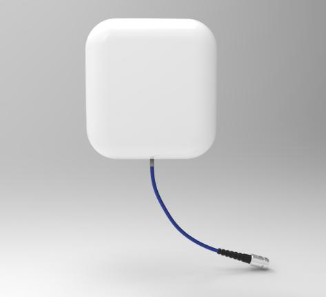 1 Port 4.3-10 Wall Mount Antenna 790-960/1710-2700/3400-3800MHz