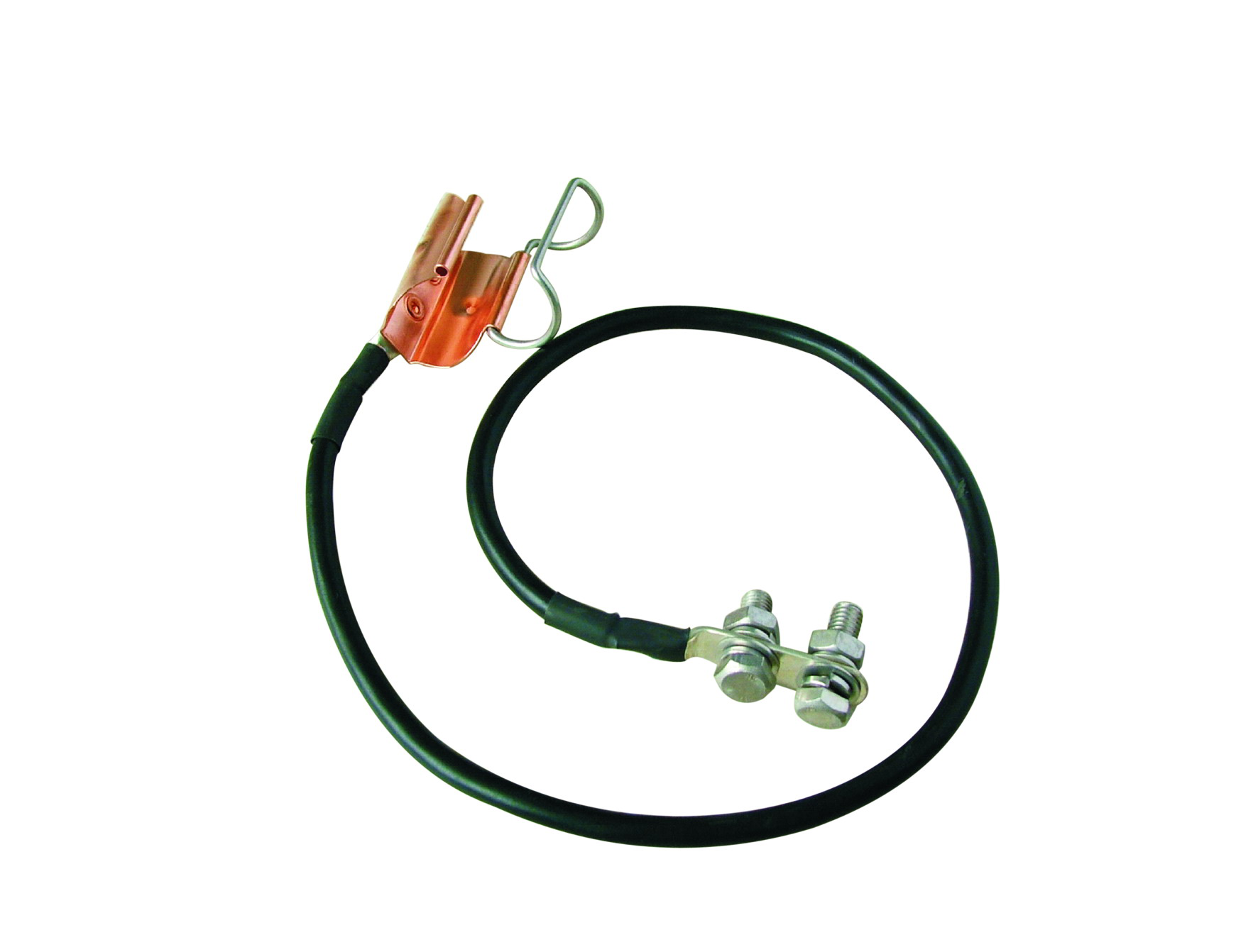 YOLYCOM outdoor Grounding Kit for 7/8 Corrugated Coaxial Cable Spring Type