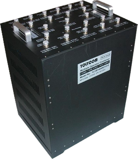 Multipole Operatior Combiner  14-in-4-out  POI