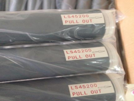 Adhesive Cold Shrink tube for Coaxial jumper 1/2, 7/8, 1-1/4, 1-5/8 with N or Din Connectors