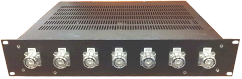 GSM / 2xDCS / 3xUMTS 6-Band in 1 out Combiner  POI